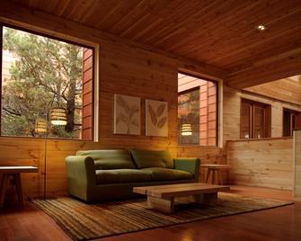 Noi Puma Lodge - Rancagua - Living room