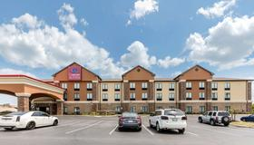 Comfort Suites Jackson I-40 - Jackson - Edificio