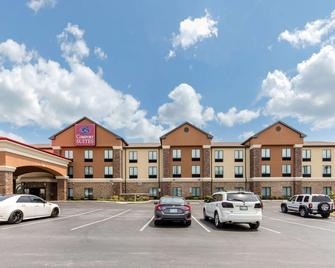 Comfort Suites Jackson I-40 - Джексон - Building