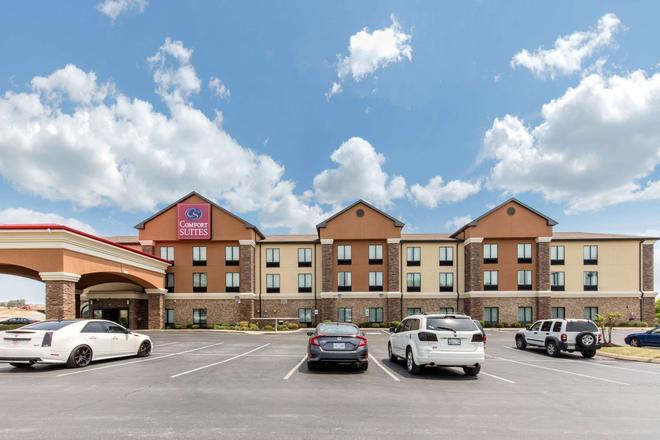 Comfort Suites Jackson I-40 - Jackson - Building