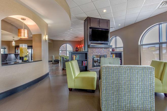 Comfort Suites Jackson I-40 - Jackson - Lobby