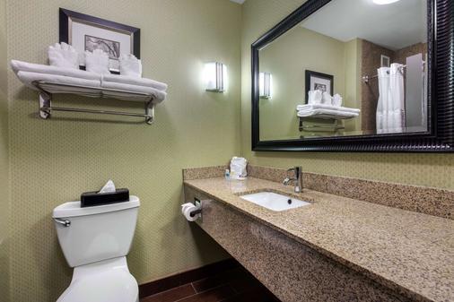 Comfort Suites Jackson I-40 - Jackson - Bathroom