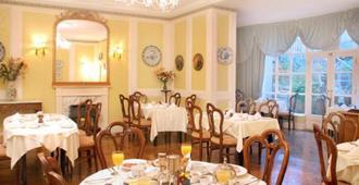 Foyles Hotel - Clifden - Restaurant