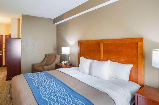 Comfort Inn - Lincoln - Bedroom