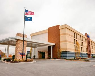Fairfield Inn and Suites by Marriott Greenville Simpsonville - Simpsonville - Building