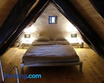 Fienile - Avegno Gordevio - Bedroom