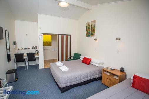 Homestead Lodge Motel - Timaru - Κρεβατοκάμαρα