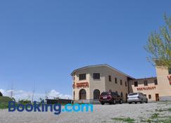 Armenia Vansevan Hotel - Sevan - Bygning