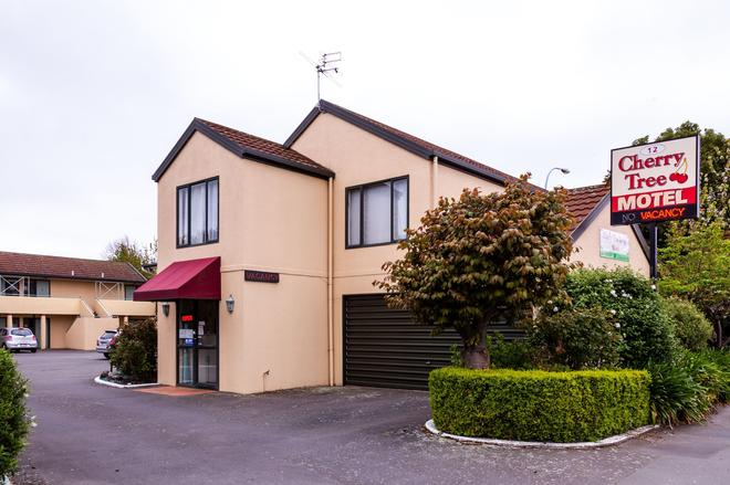 Cherry Tree Lodge Motel - Christchurch - Building