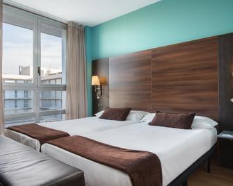 Eurostars Rey Fernando - Zaragoza - Bedroom
