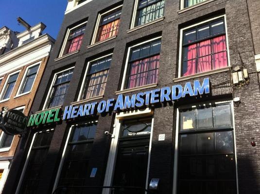 Heart Of Amsterdam - Hostel - Amsterdam - Rakennus