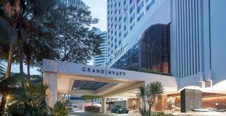 Grand Hyatt Singapore - Singapur - Edificio
