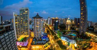Grand Hyatt Singapore - Singapore - Building
