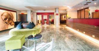 慕尼黑雷奧納多酒店與公寓 - 慕尼黑 - 大廳