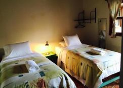 Hotel La Posada Del Doctor - León - Bedroom
