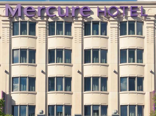 布魯塞爾中心米迪美居酒店 - 布魯塞爾 - 布魯塞爾 - 建築