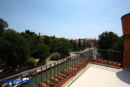 Santa Chiara Hotel - Venice - Balcony