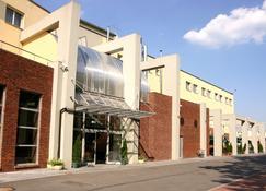 Hotel Liburnia - Cieszyn - Rakennus
