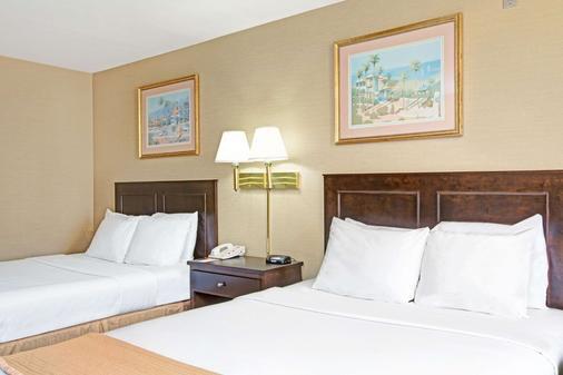 托倫斯豪生酒店 - 托倫斯 - 托倫斯 - 臥室