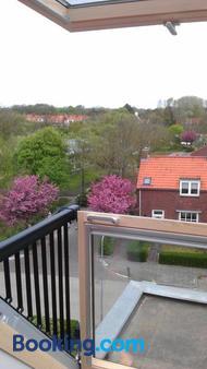 Hotel In Den Brouwery - Domburg - Balcony
