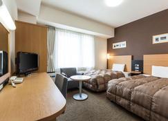 โรงแรมคอมฟอร์ท นาฮะ พรีเฟคเชอรัล ออฟฟิส - นาฮะ - ห้องนอน