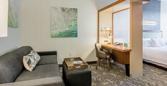 SpringHill Suites by Marriott Tampa North/I-75 Tampa Palms - Tampa - Living room