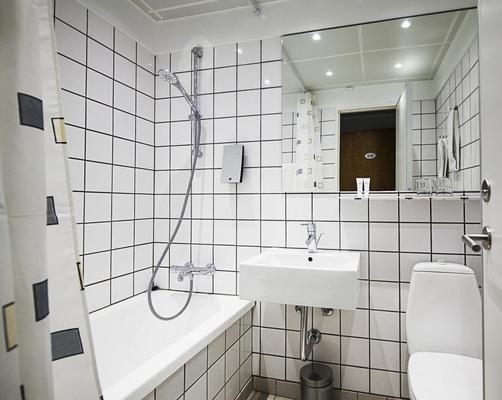 First Hotel Atlantic - Aarhus - Μπάνιο