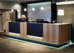 Hotel Atlantic - Århus - Rezeption