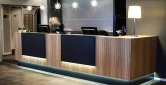 Hotel Atlantic - Aarhus - Front desk