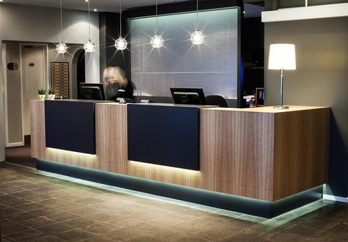First Hotel Atlantic - Århus - Vastaanotto