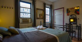 Jazz On The Park Hostel - New York - Bedroom