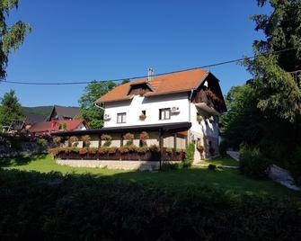 Pansion Breza - Plitvicka Jezera - Building