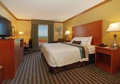 Best Western Plus Seawall Inn & Suites by The Beach - Galveston - Phòng ngủ