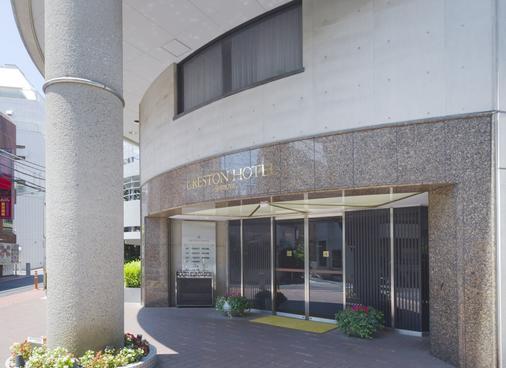 Shibuya Creston Hotel - Tokio - Edificio