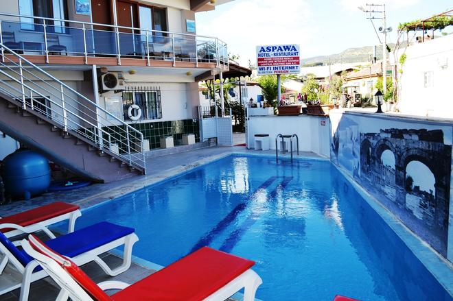 Aspawa Hotel - Pamukkale - Uima-allas