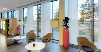 Novotel Suites Luxembourg - Luxembourg - Lobby