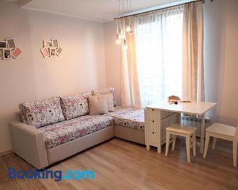 Apartment Retro - Добрич - Living room