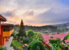 Hotel Cipreses - Monteverde - Outdoor view