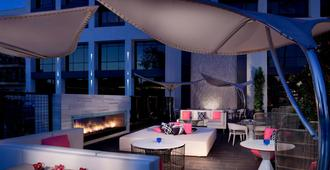Beverly Hills Marriott - Los Angeles - Pátio
