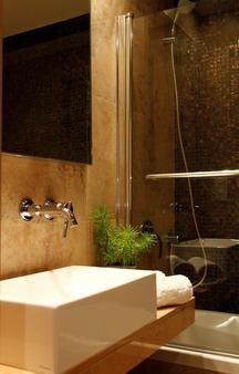 Cleopatra Hotel - Nicosia - Bathroom