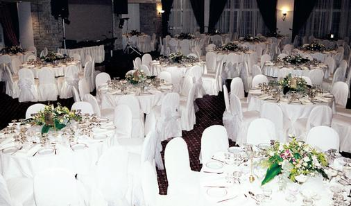 Cleopatra Hotel - Nicosia - Banquet hall