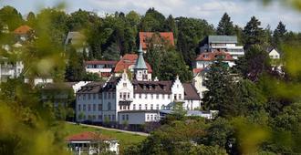 磁山酒店 - 巴登巴登 - 巴登-巴登 - 建築