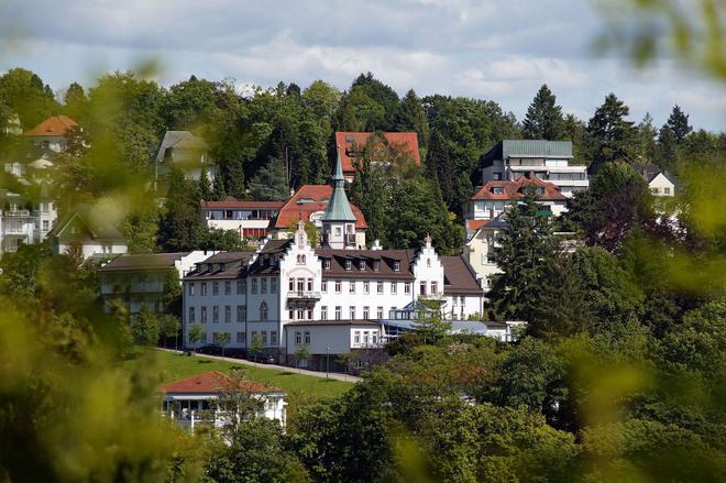 Hotel Magnetberg Baden-Baden - Baden-Baden - Toà nhà
