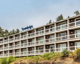 Travelodge by Wyndham Depoe Bay - Depoe Bay - Gebouw
