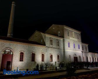 Hara - Calcis - Edificio