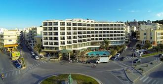 Blue Sky City Beach Hotel - Rodi - Edificio
