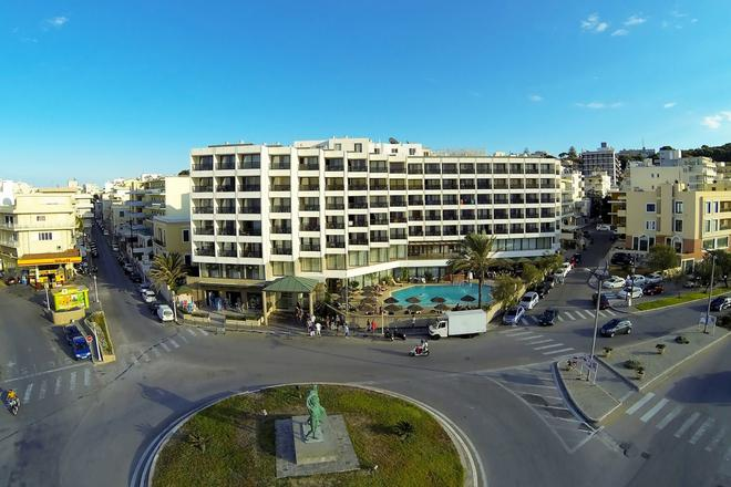 Blue Sky city beach hotel - Rhodes - Bâtiment