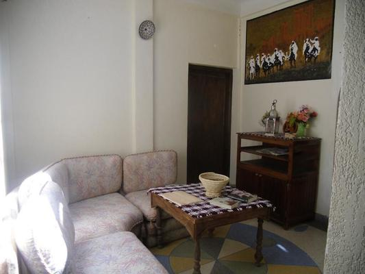 Maison d'Hotes La Kasbah - Telouet - Sala de estar