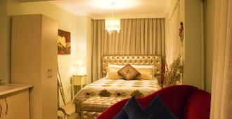 Itimat Otel Karsiyaka - Izmir - Bedroom