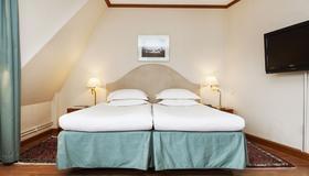 Elite Hotel Residens - Malmø - Soveværelse